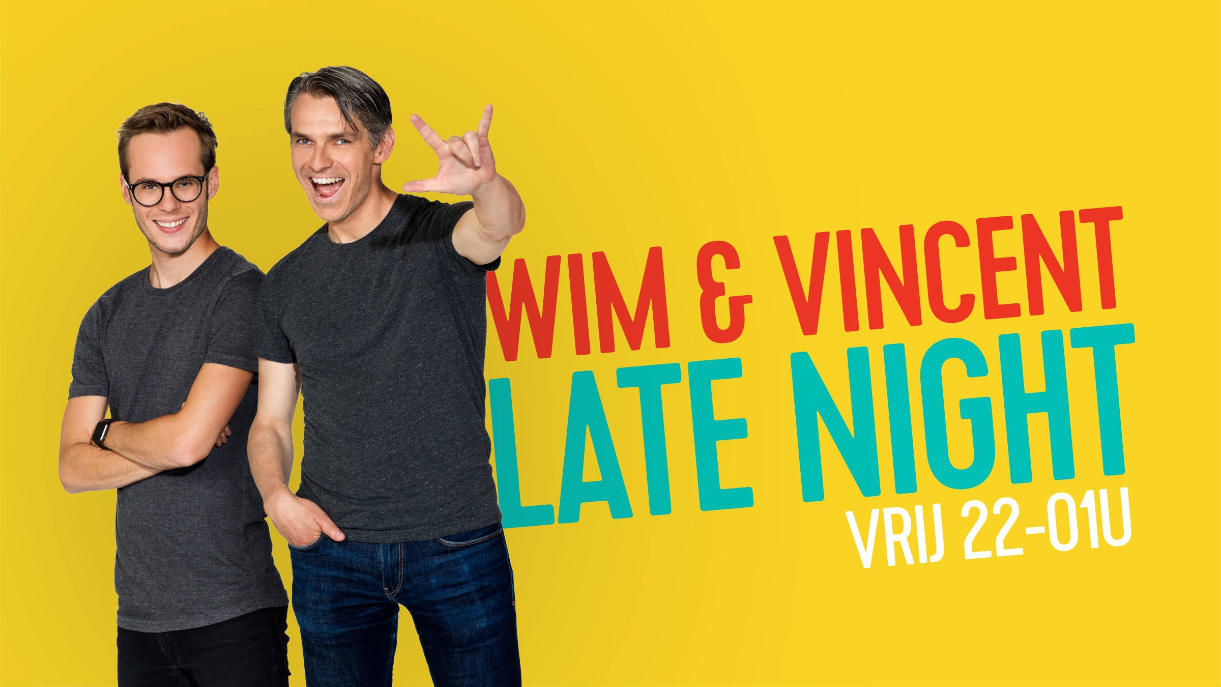 Wim   vincent late night
