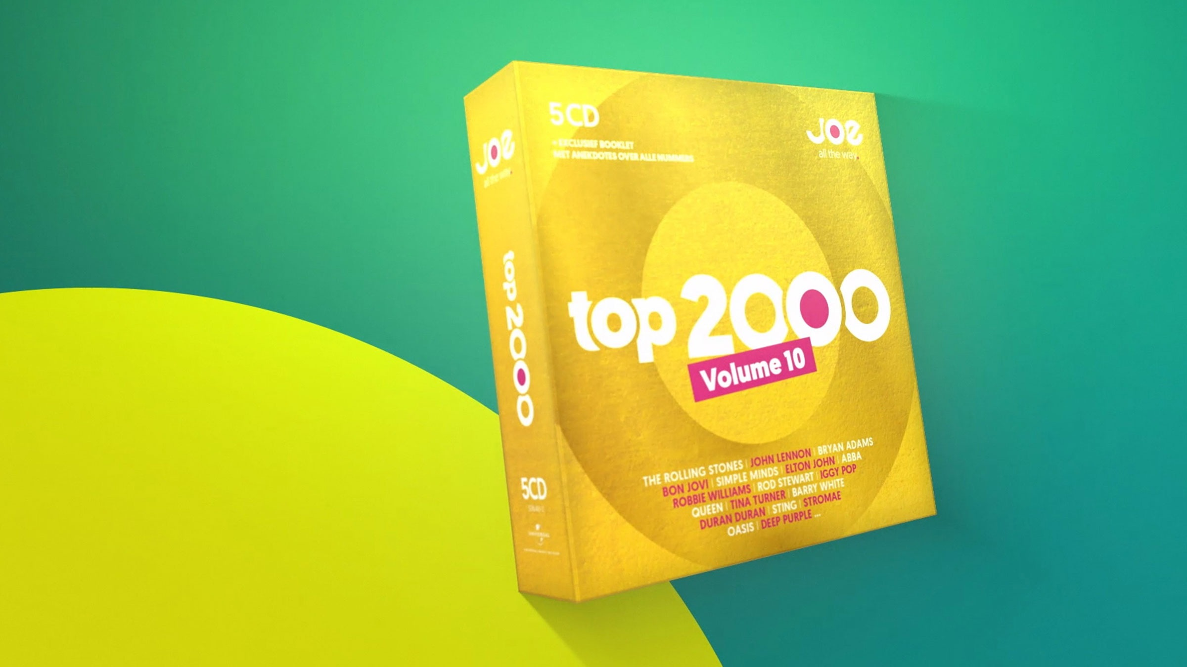 Top2000 cd header