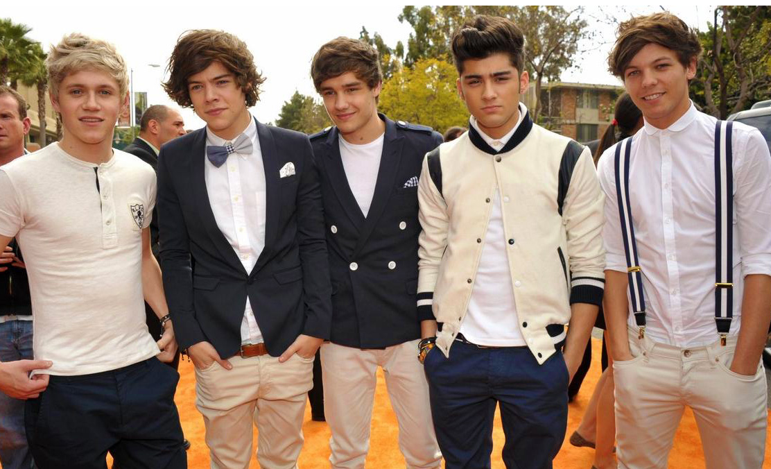 One direction kids choice awards 1011