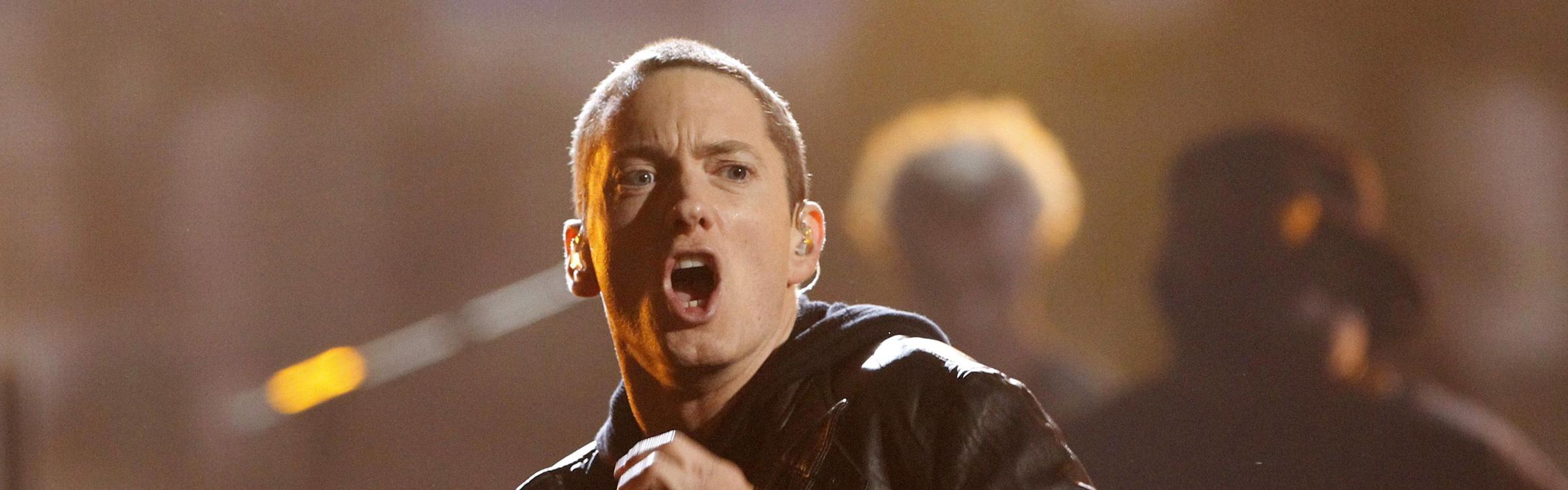 Eminem header