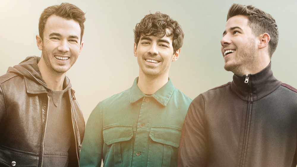 Jonas brothers chasing happiness