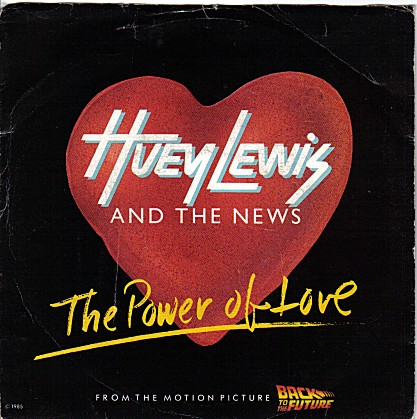 Huey lewis and the news the power of love