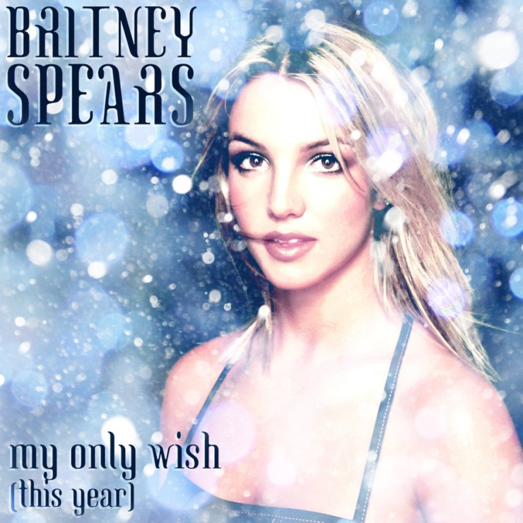 Britney spears   my only wish this year by hollisterco d4jxwj1