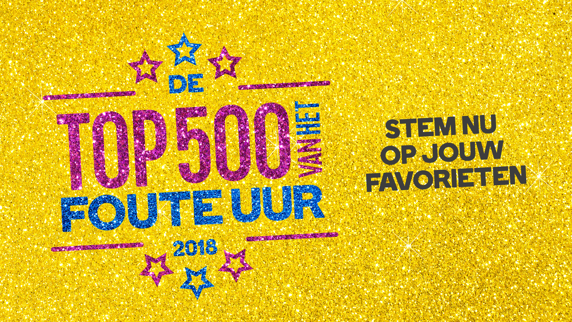 Qmusic teaser top500fout stem
