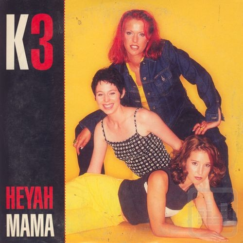 Tn k3   heyah mama cds