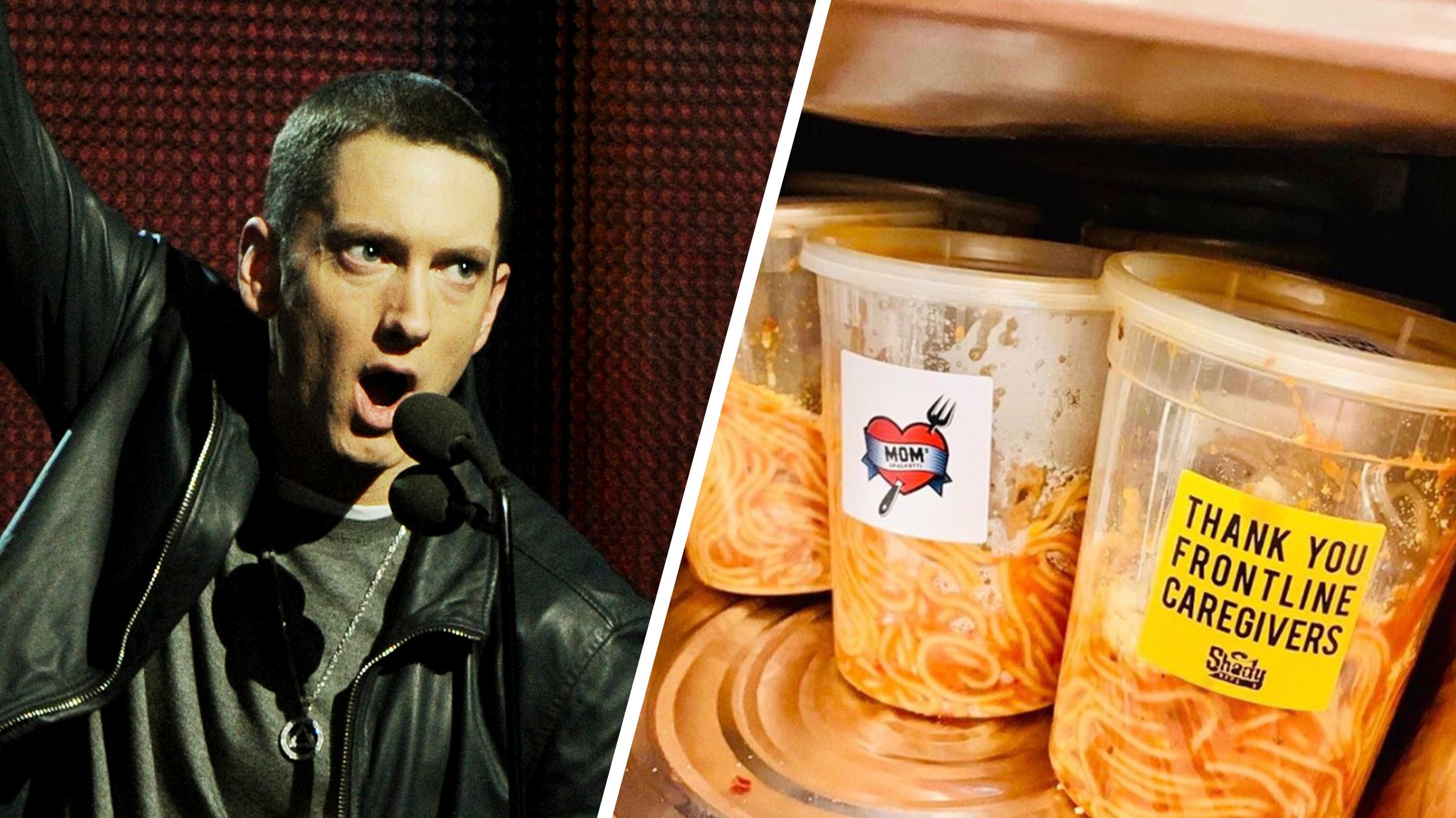 Eminem spaghetti