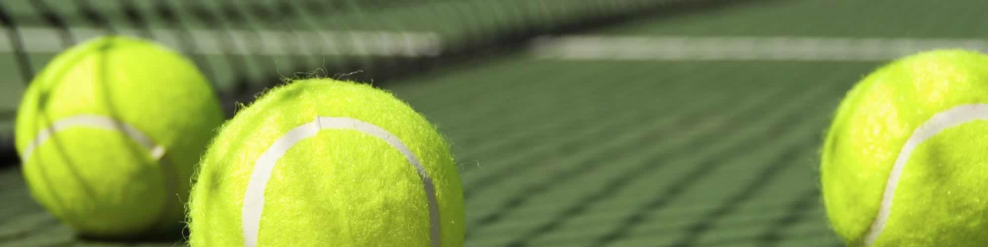 Tennis header