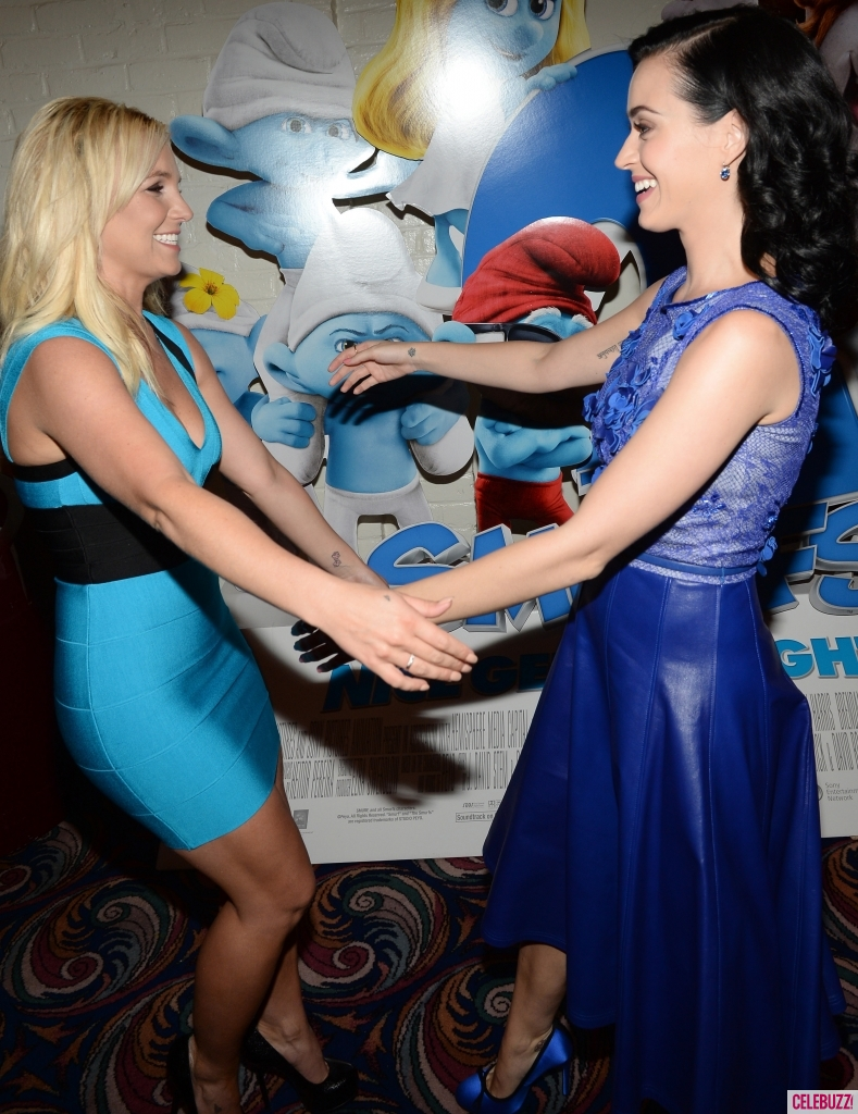 Katy perry meets britney spears 789x1024