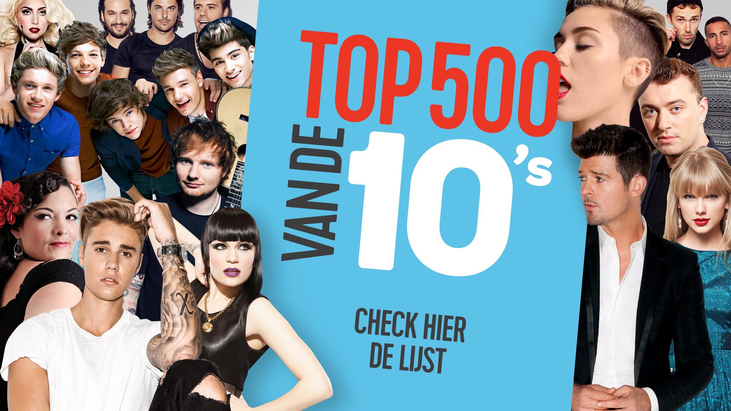 Qmusic teaser top500 10s check