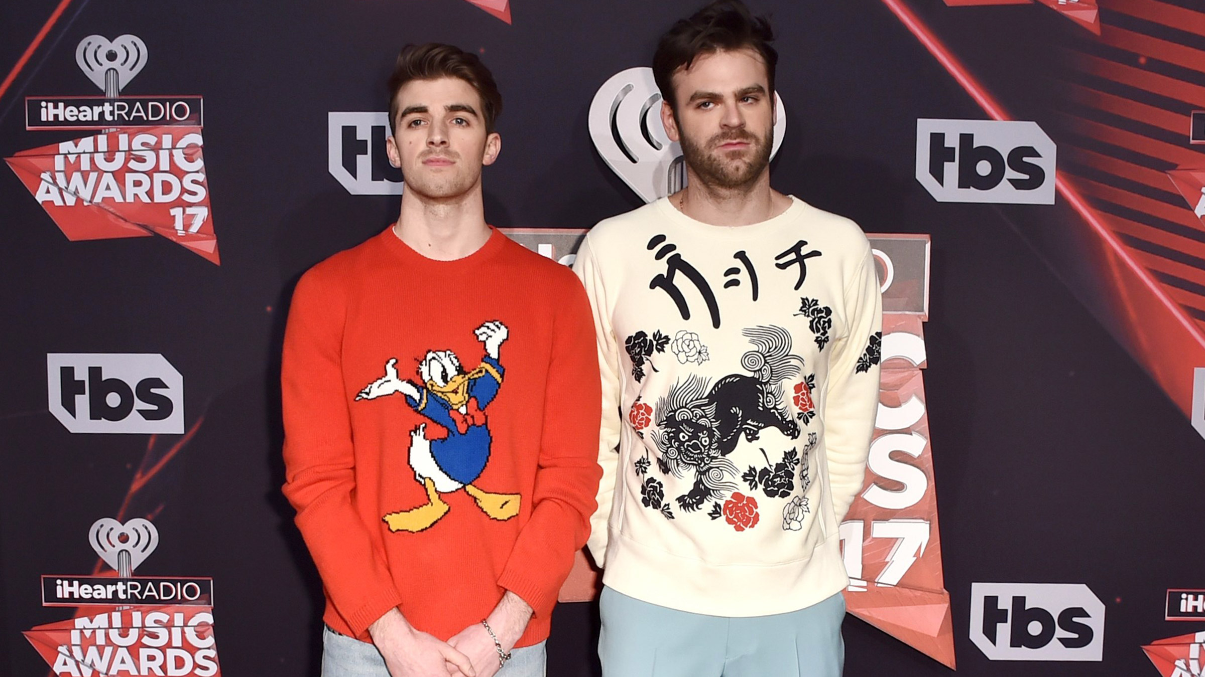 Teasertje chainsmokers