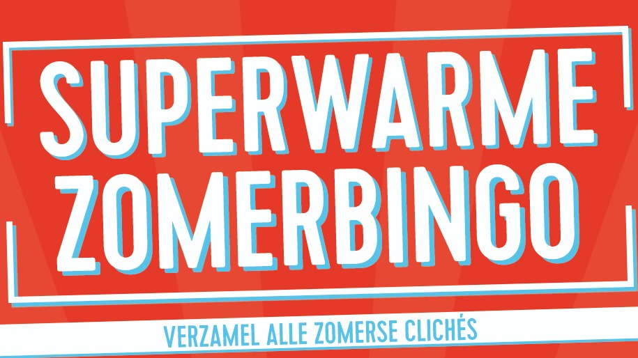 Zomerbingo def
