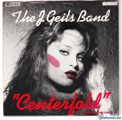 99743931 the j geils band centerfold