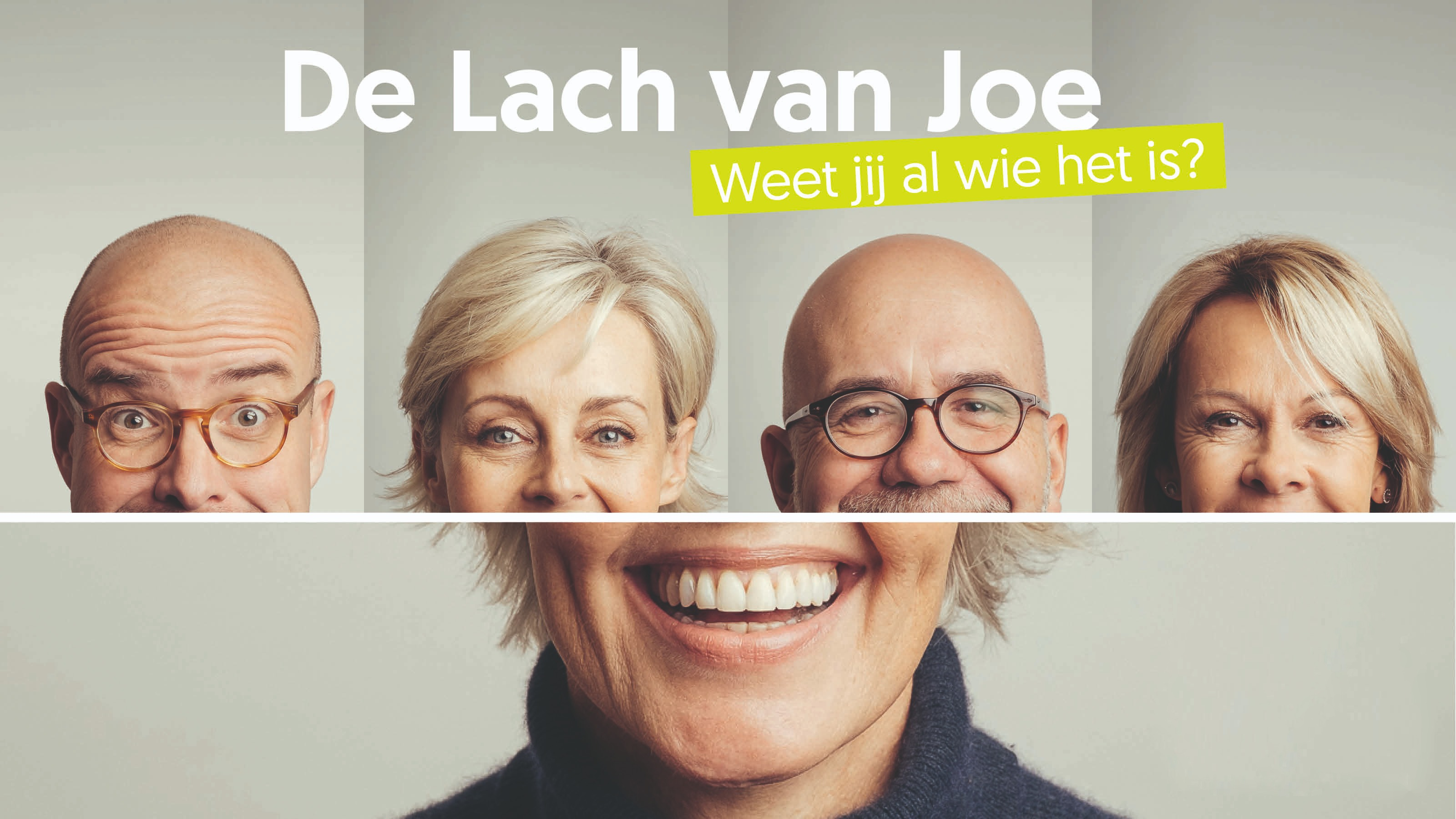 De lach van joe   zonder logo