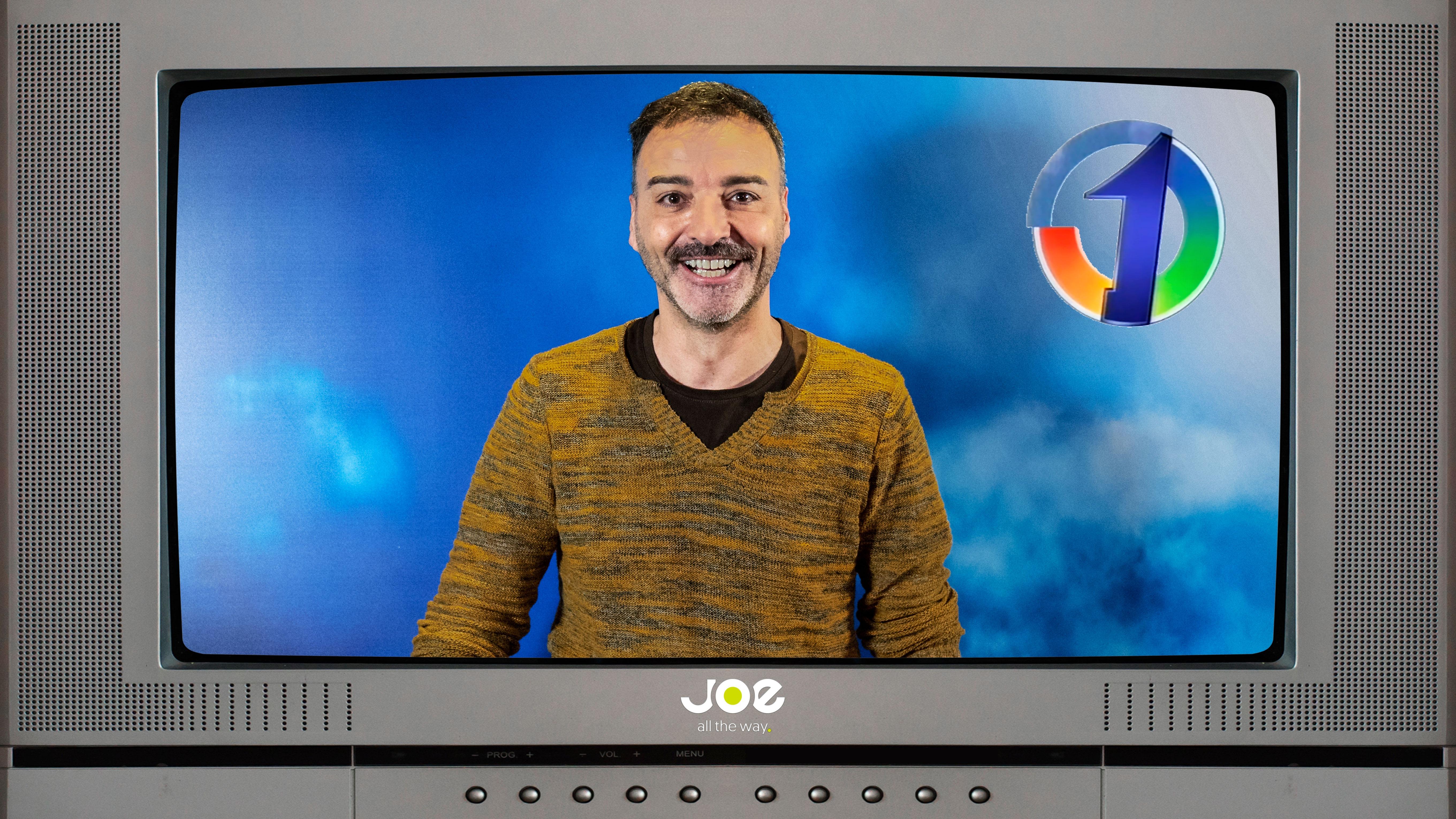 Joe 90s tv celebrate johan