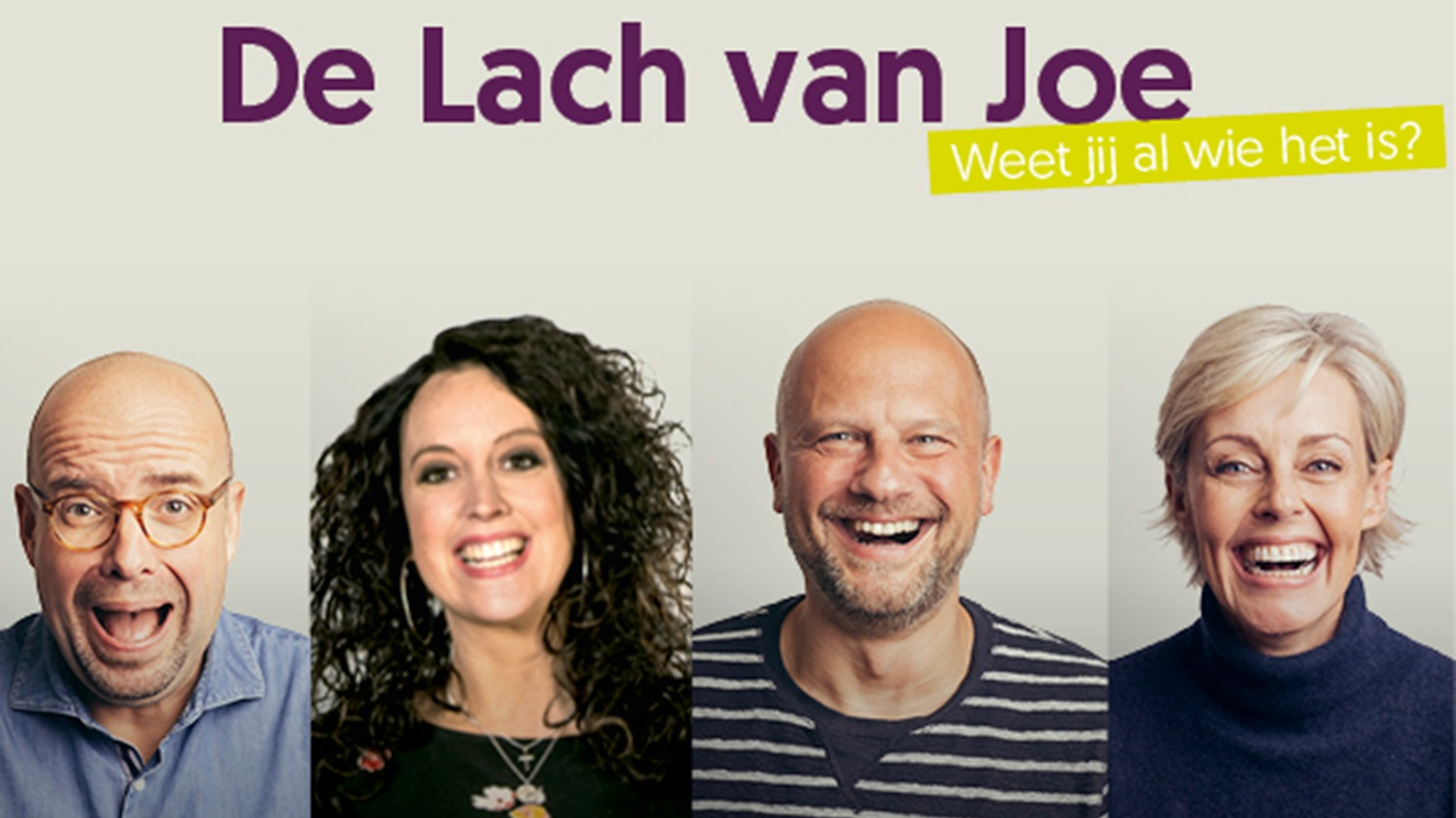 De lach van joe site