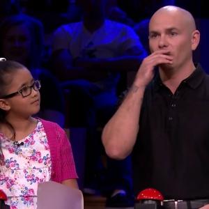 Pitbull thumb