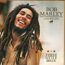 Bob marley and the wailers three little birds island 4 s