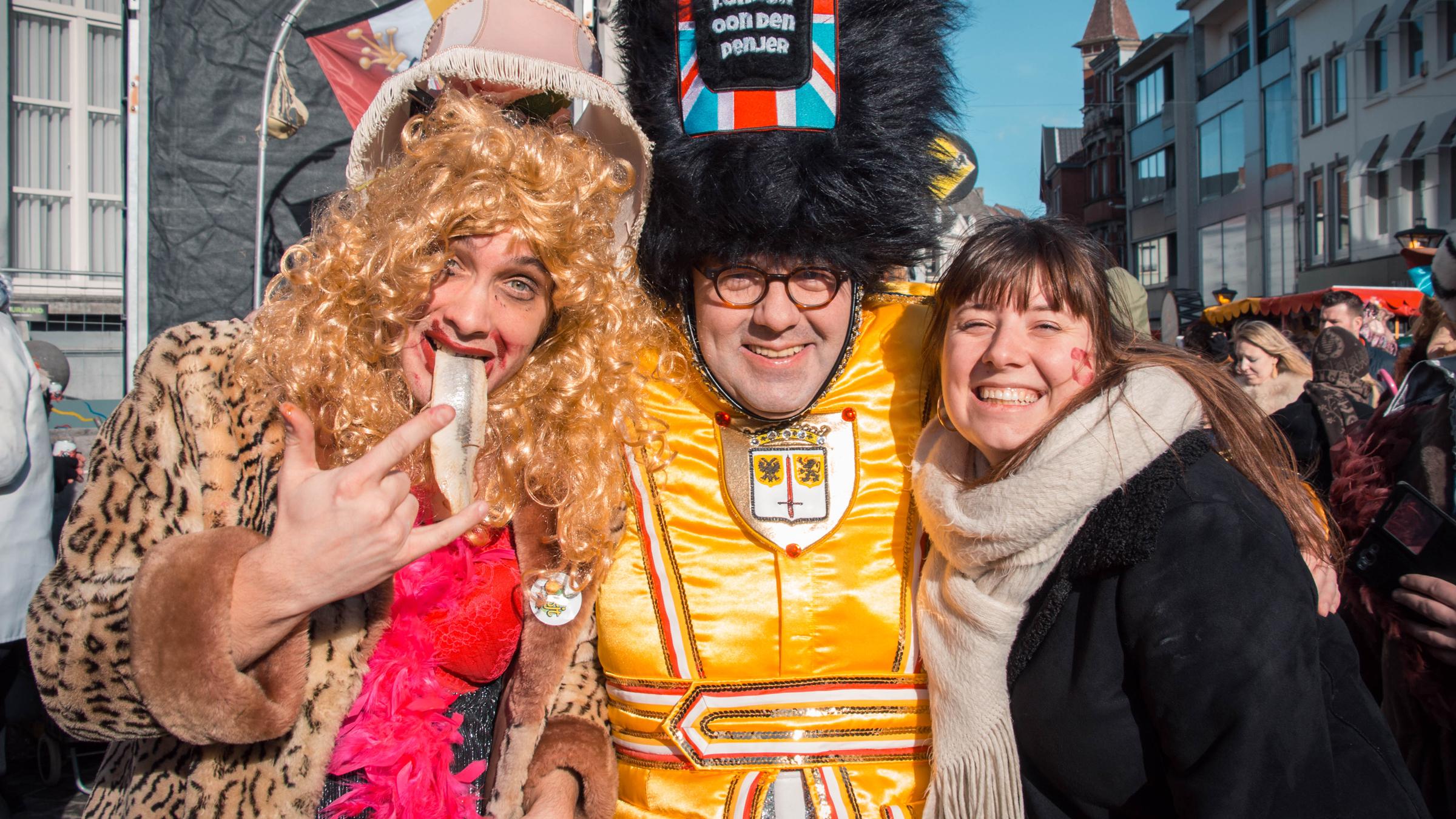 Aalst carnavalhome