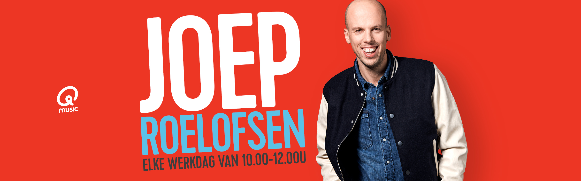 Qmusic actionheader joep