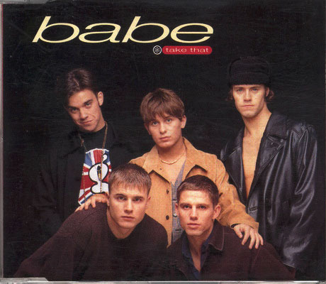 Take that babe eu cover