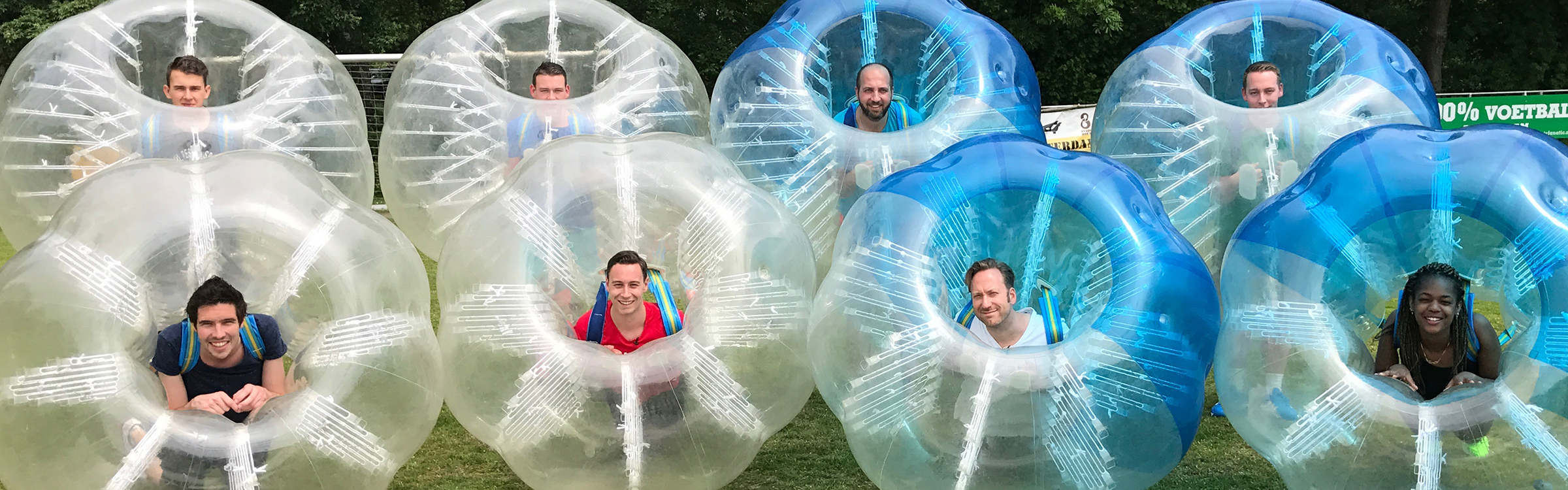 Bubble voetbal   header