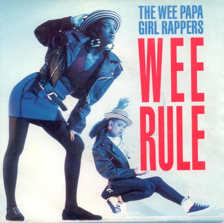 Wee papa girl rappers wee rule 1988 3