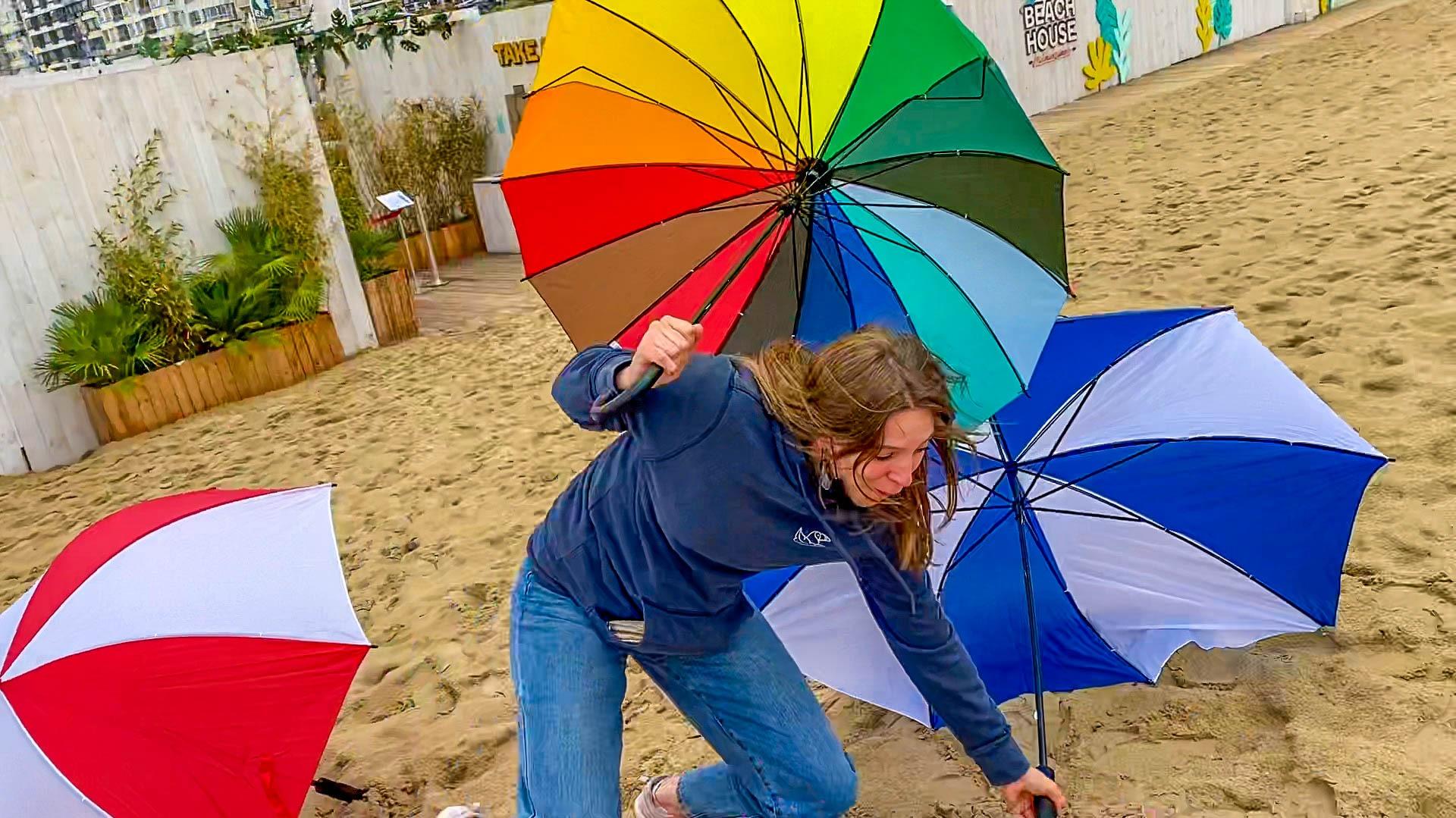 Mijnuut paraplu
