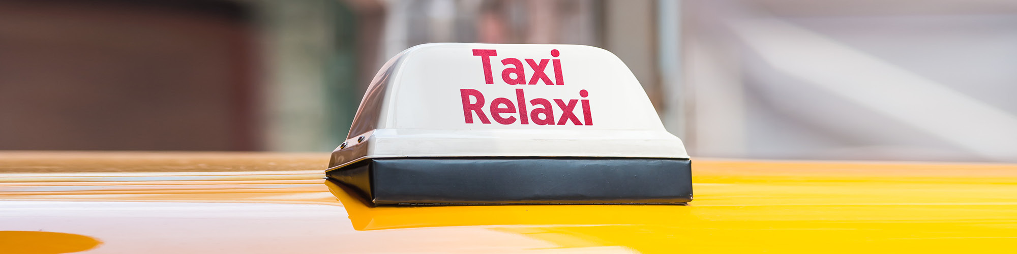 Joe sa taxi relaxi header