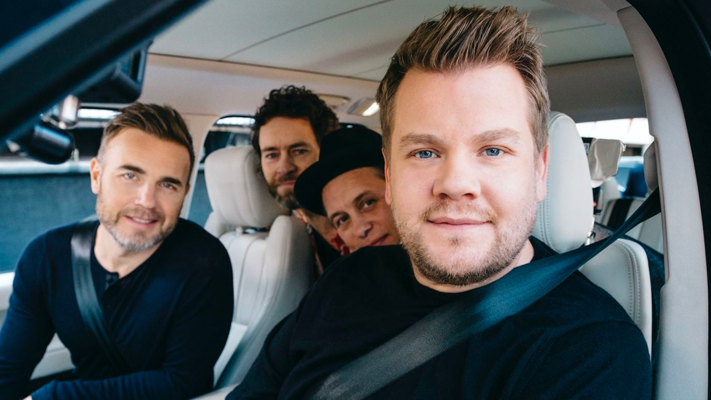Take that carpool teaser