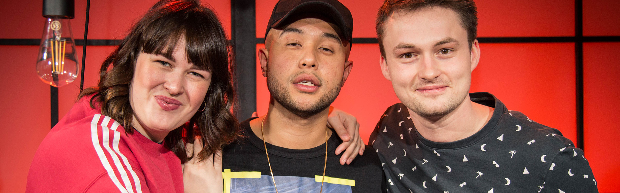 Jax jones header