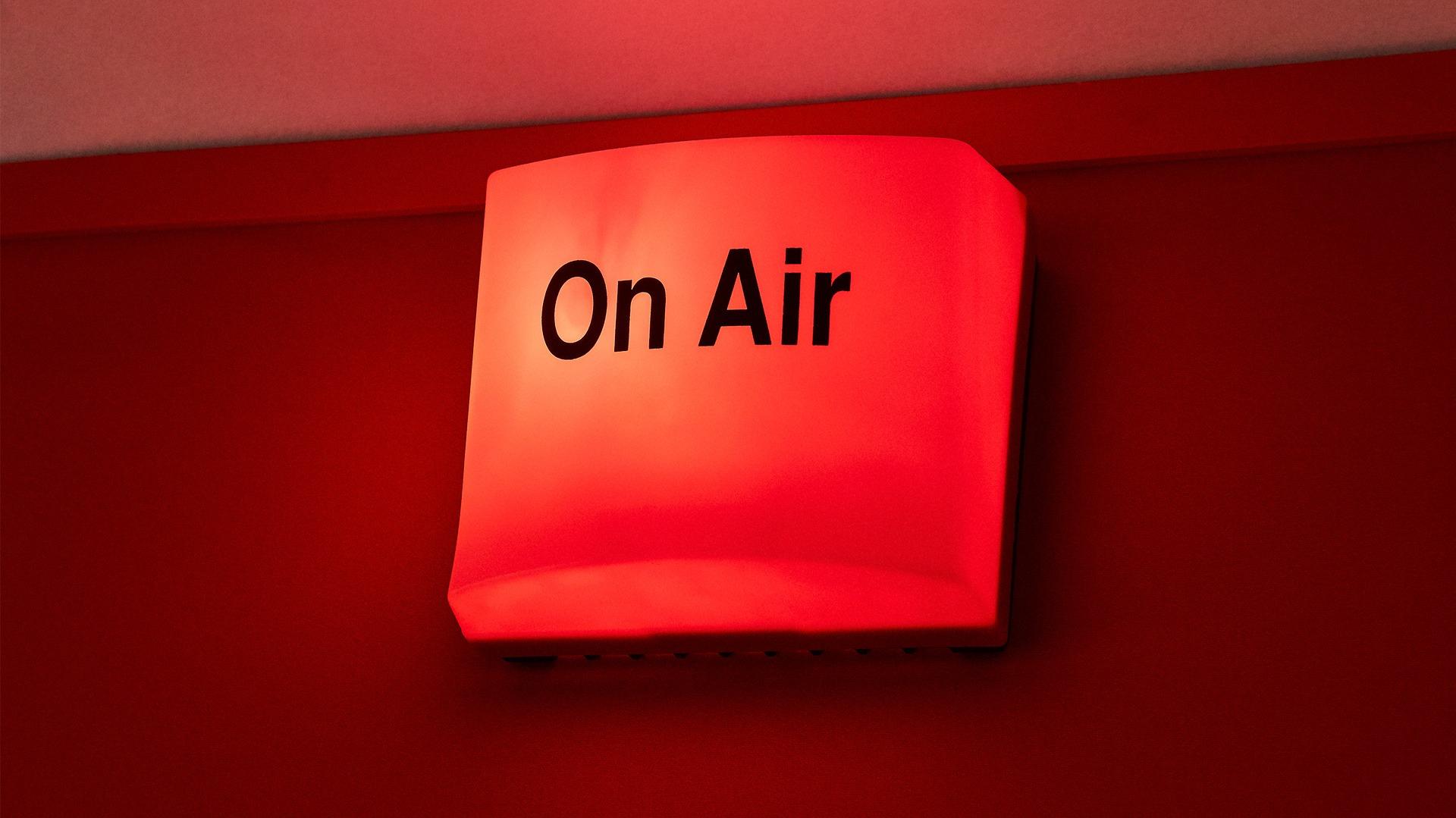02 on air