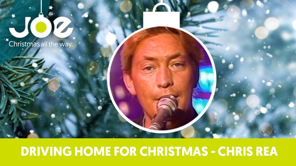 Share drivinghomeforchrismas chrisrea