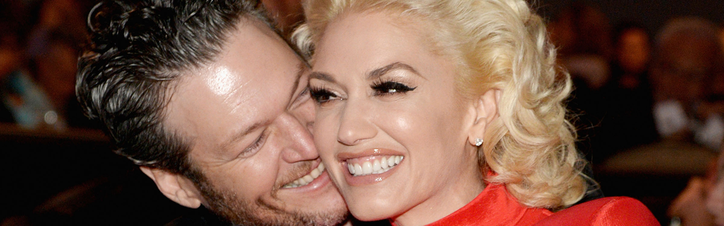 Xxxblake shelton and gwen stefani pre grammy gala 2016 billboard 650 1548