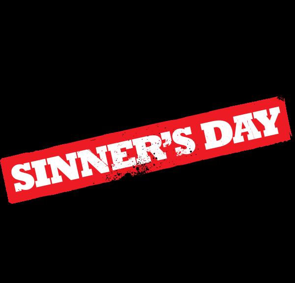 Sinnersday logo generic