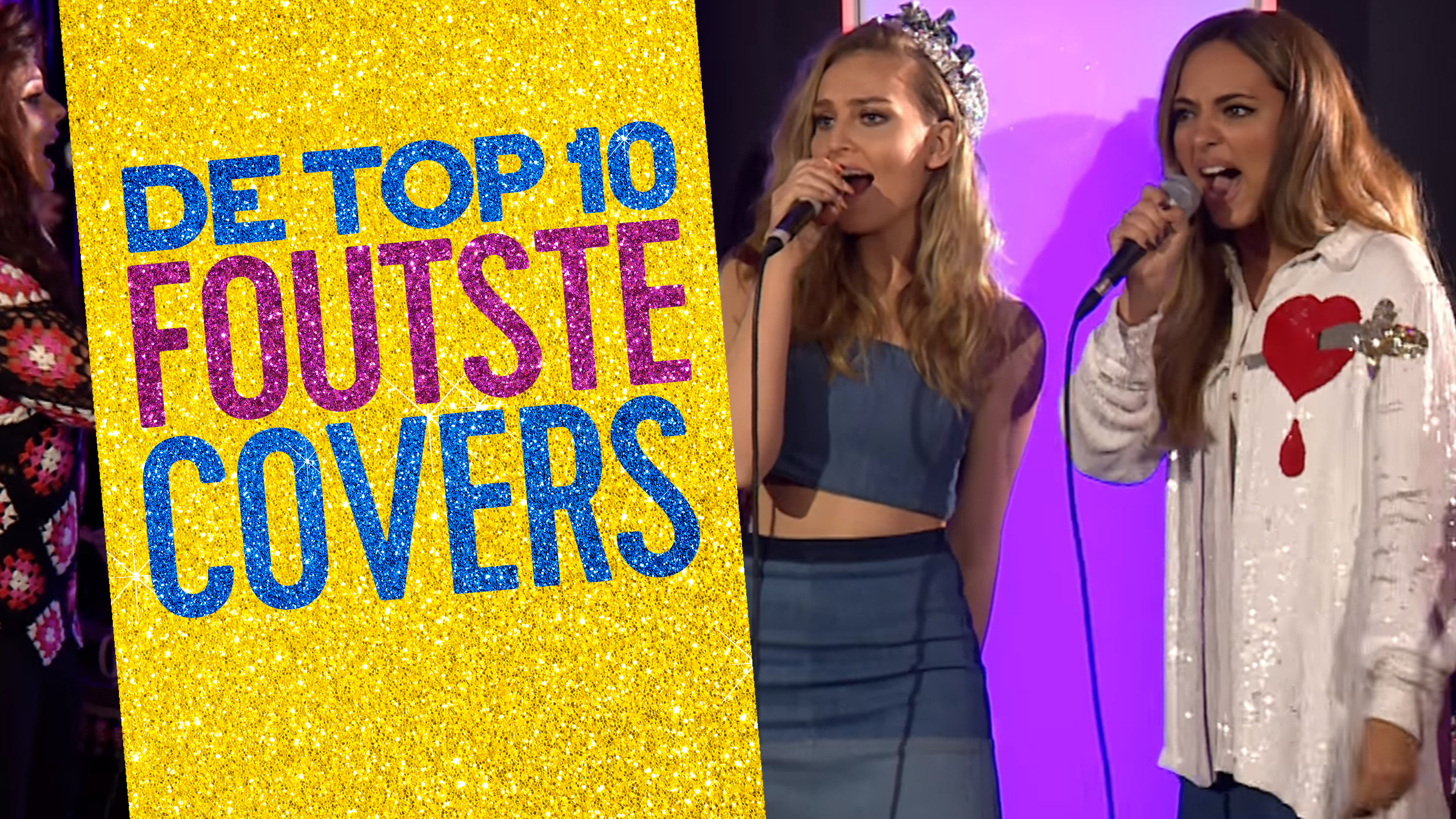 Qmusic top10foutcover teaser