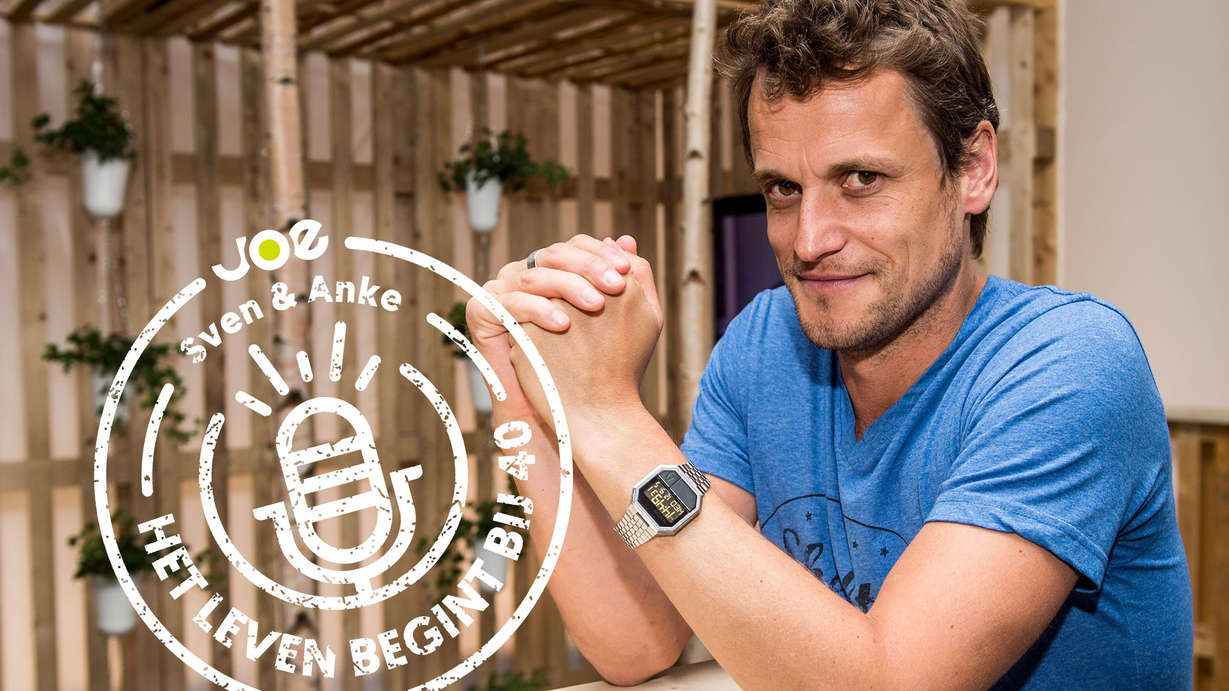 Joe sven anke podcast stempel