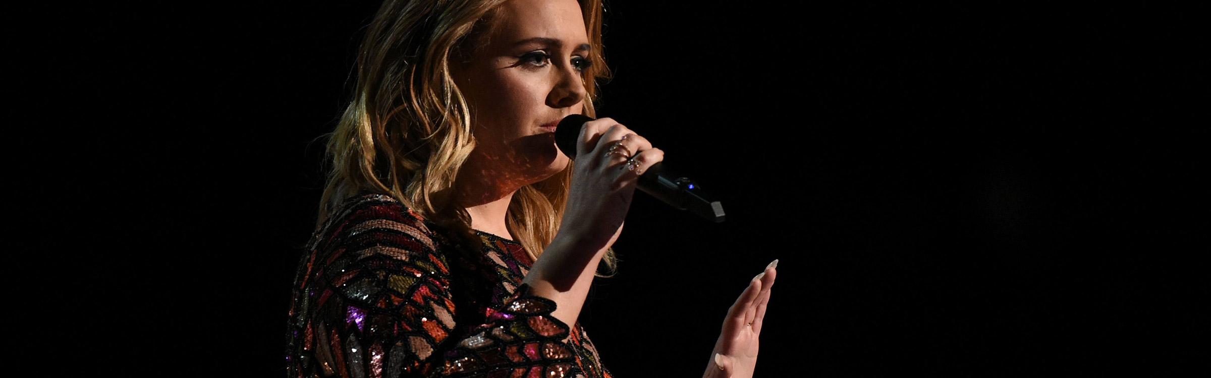 Adele afbeelding header