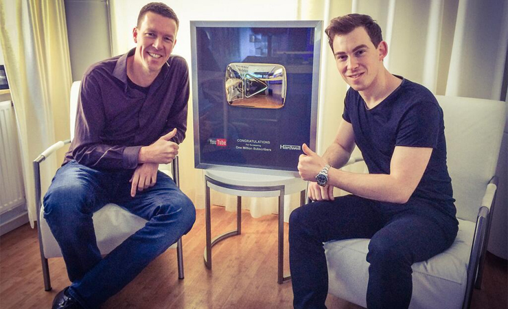 Hardwell youtube