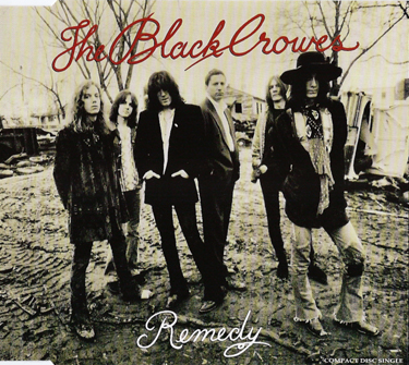 The black crowes   remedy uk