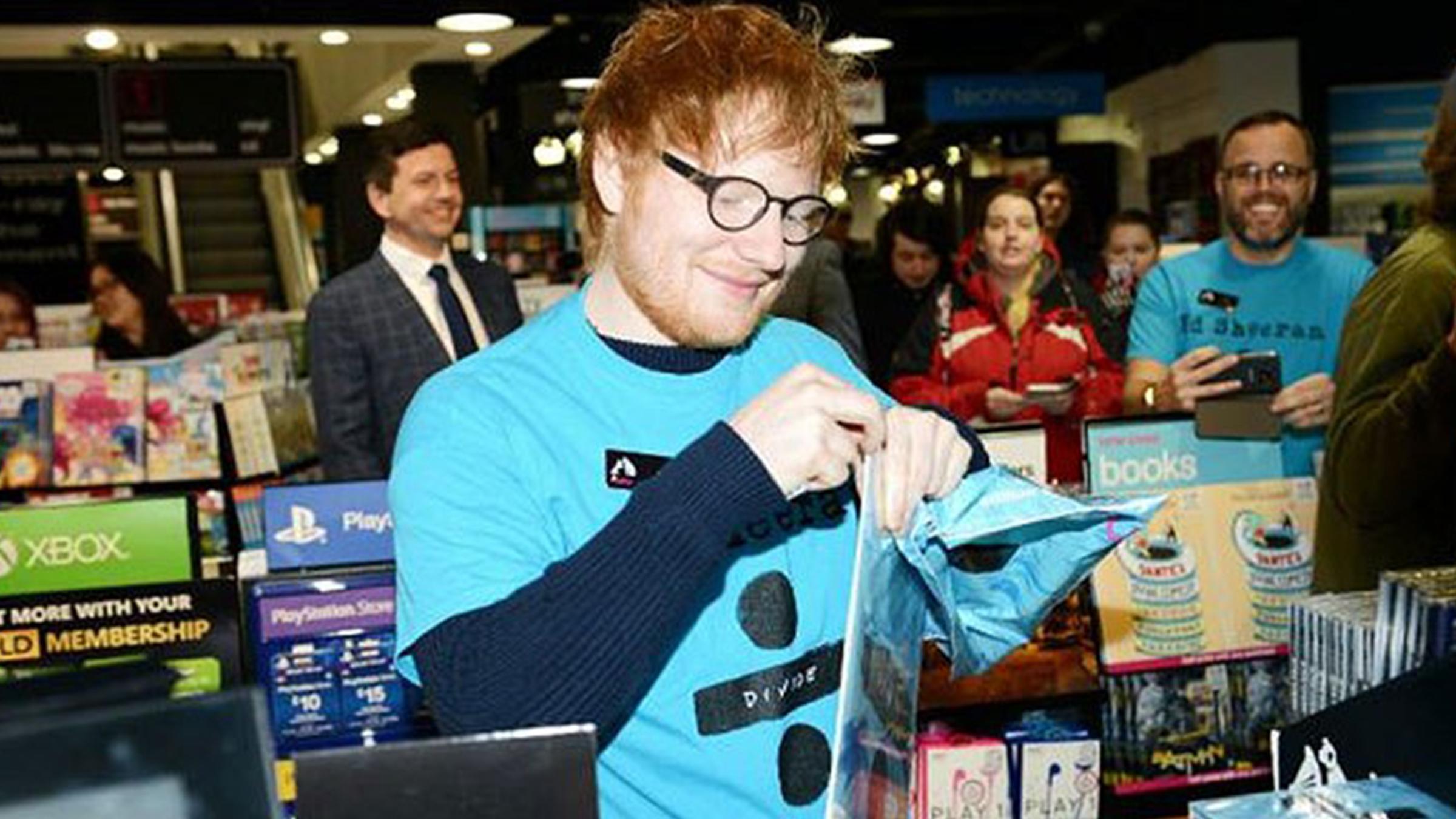 Ed merchandise