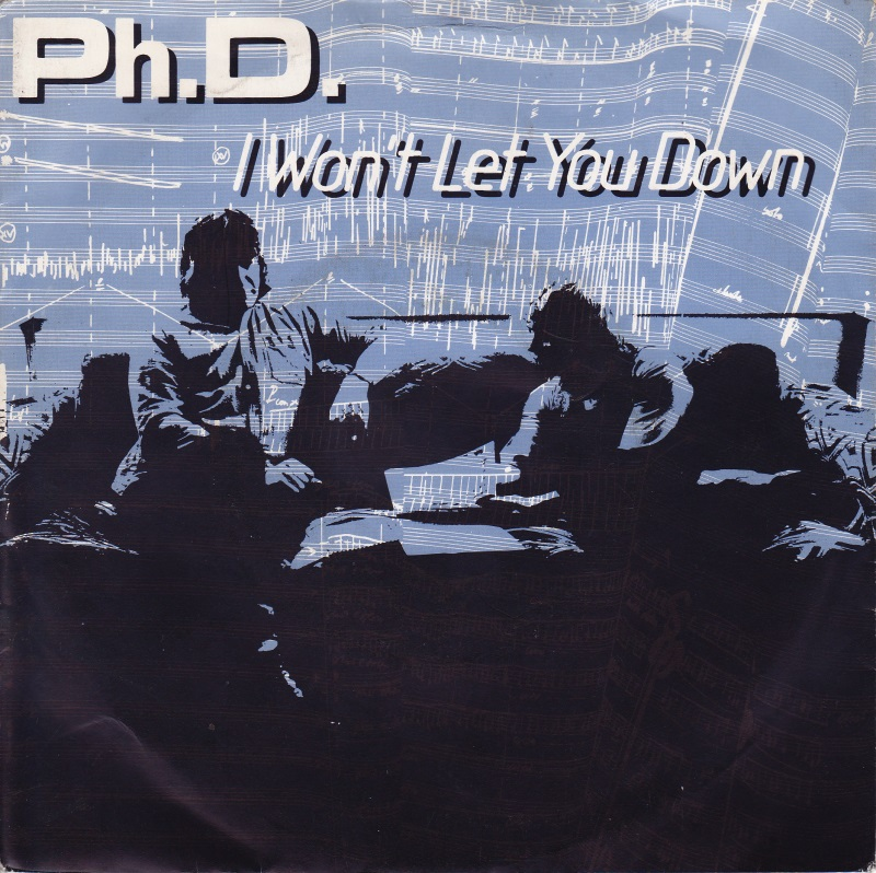Phd i wont let you down wea 4