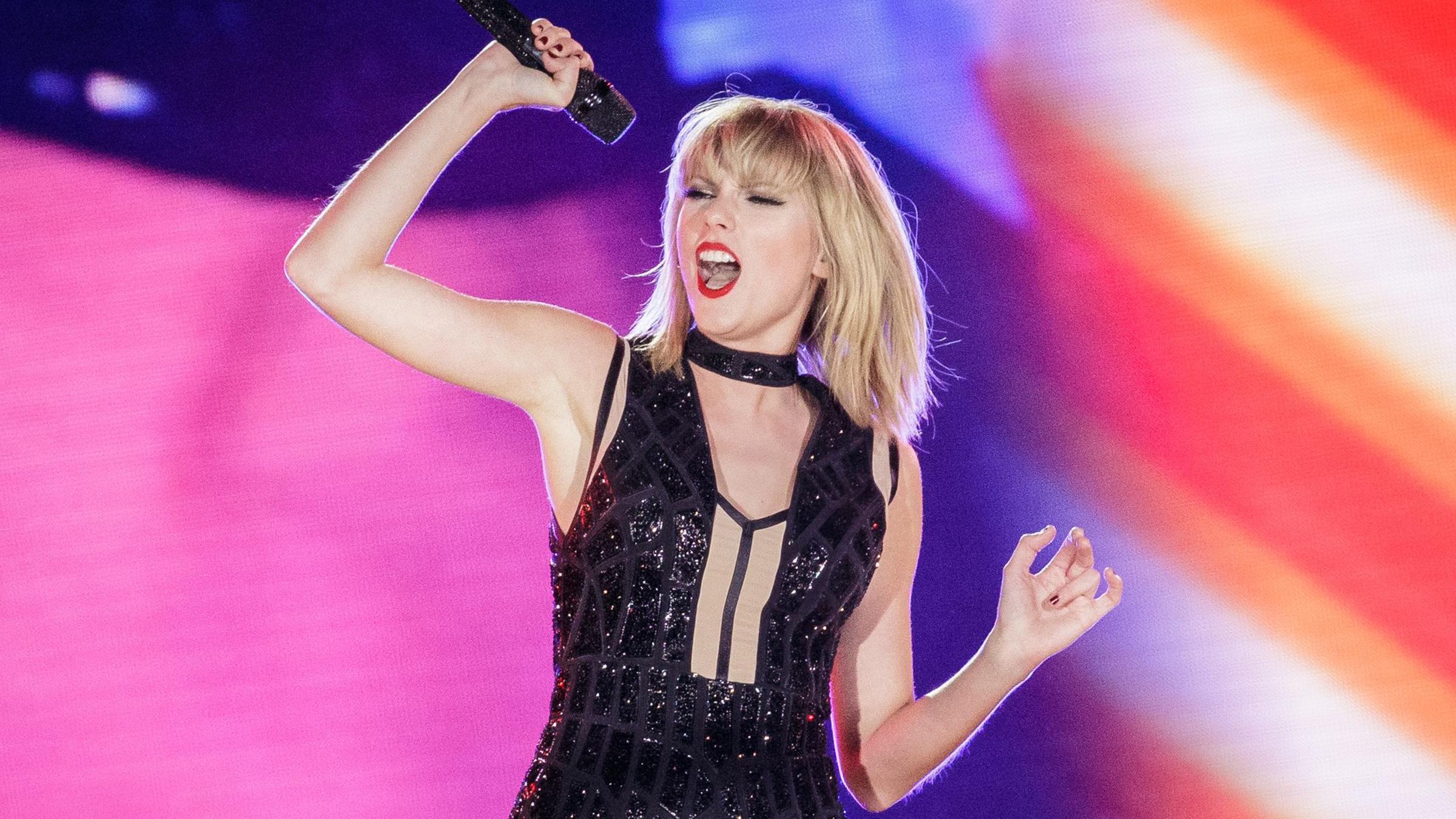 Taylor tease