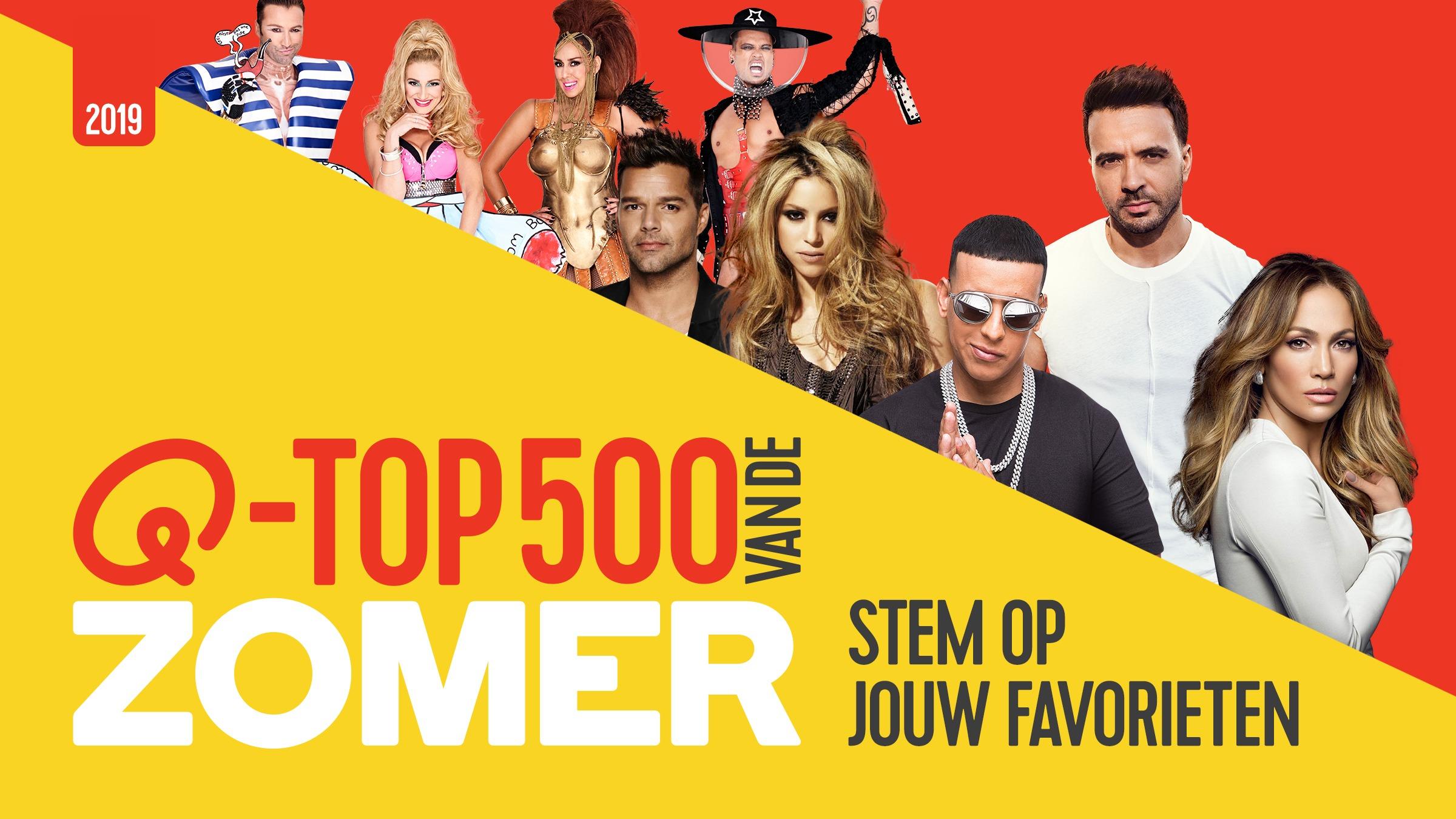 Qmusic teaser top500 zomer 2019 stem