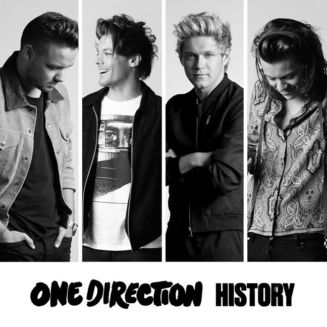 One direction history photo