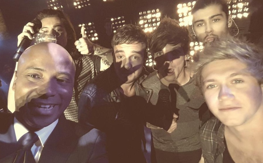 One direction late night