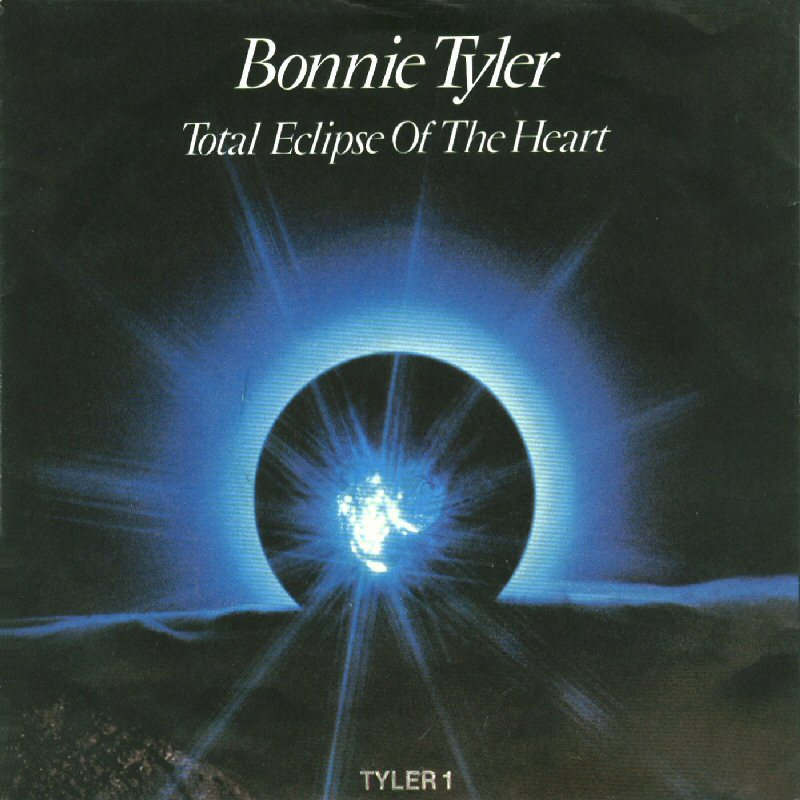 Bonnie tyler total eclipse of the heart cbs