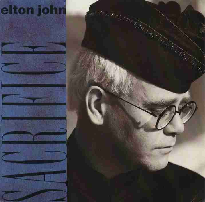 Elton john sacrifice the rocket record company