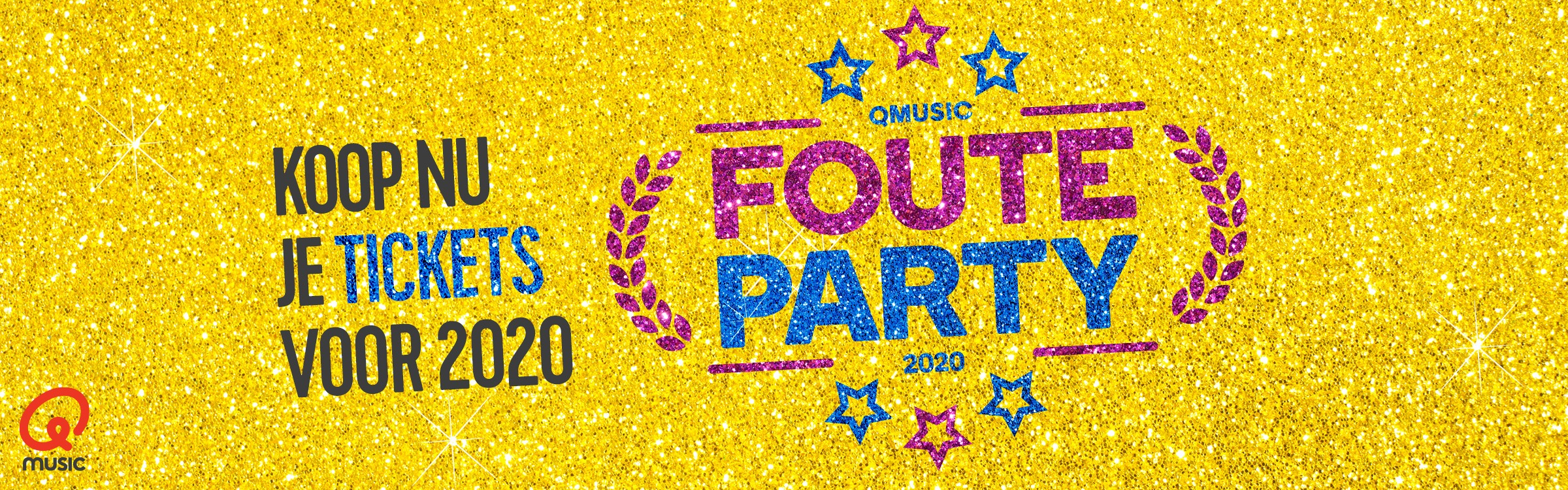 Qmusic actionheader fouteparty2020 tickets
