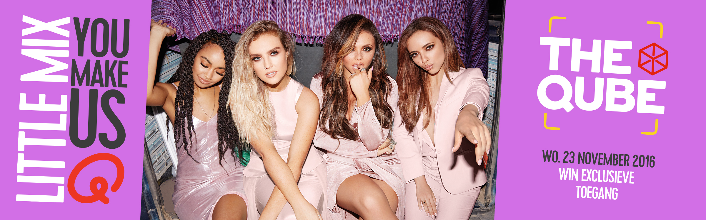 Qmusic actionheader littlemix 2
