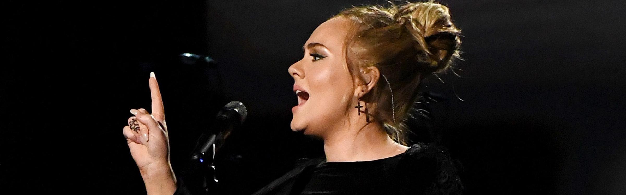Adele ho header